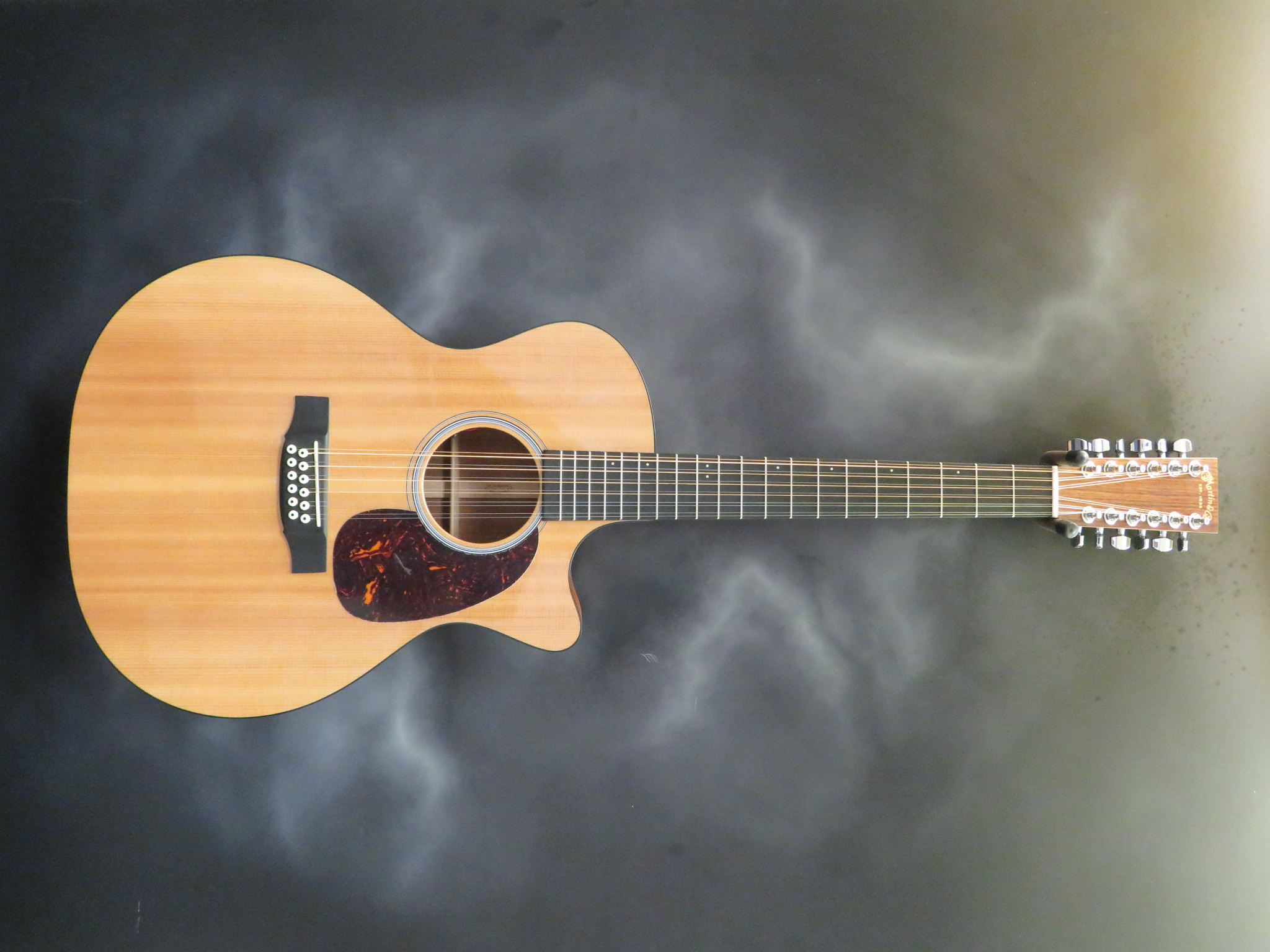 CF Martin - GPC12PA4 12-String Acoustic-Electric Guitar