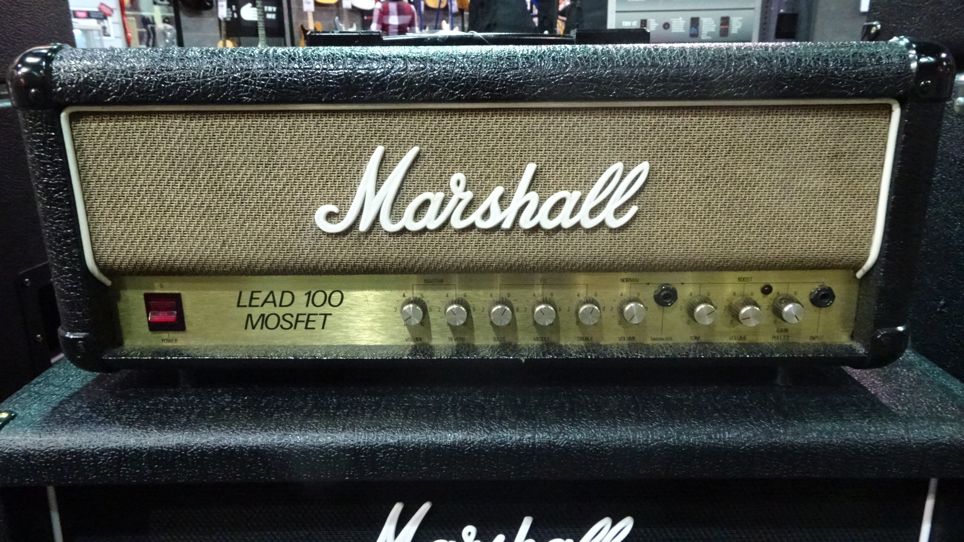 Marshall - LEAD 100 MOSFET