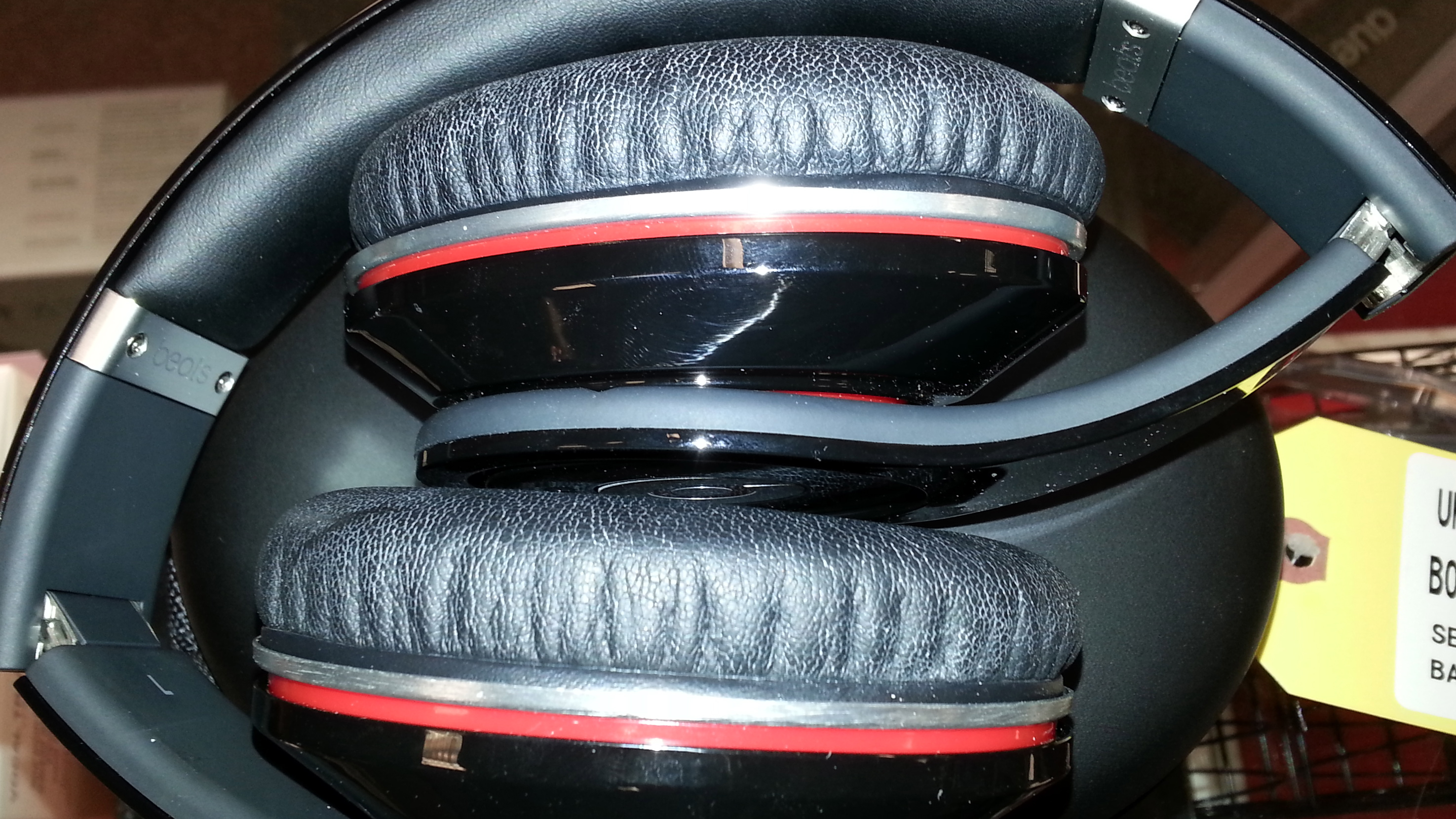 Used Monster Beats Stdio Black