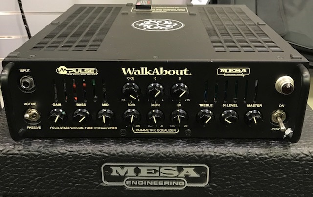 Mesa Boogie - Walkabout.