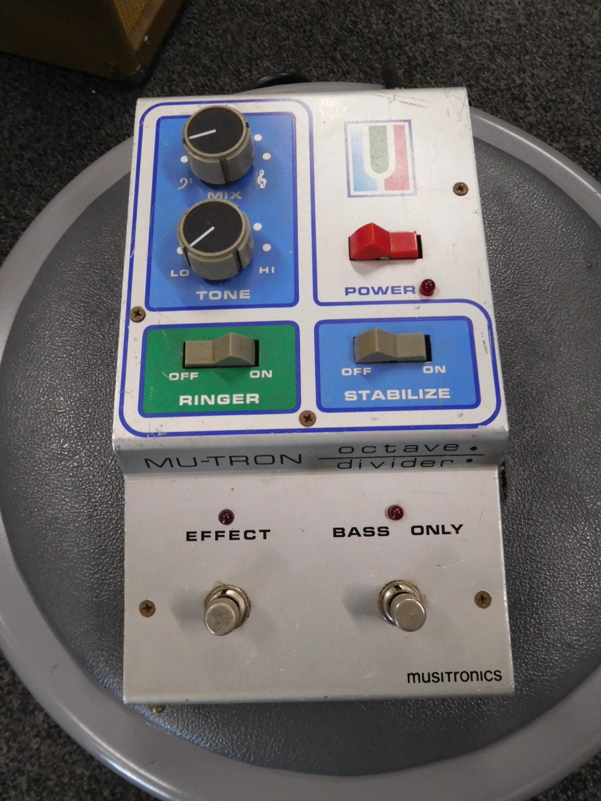 Used MuTron Octave Divider