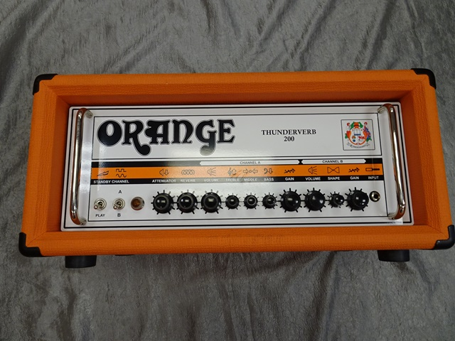 Orange - Thunderverb 200