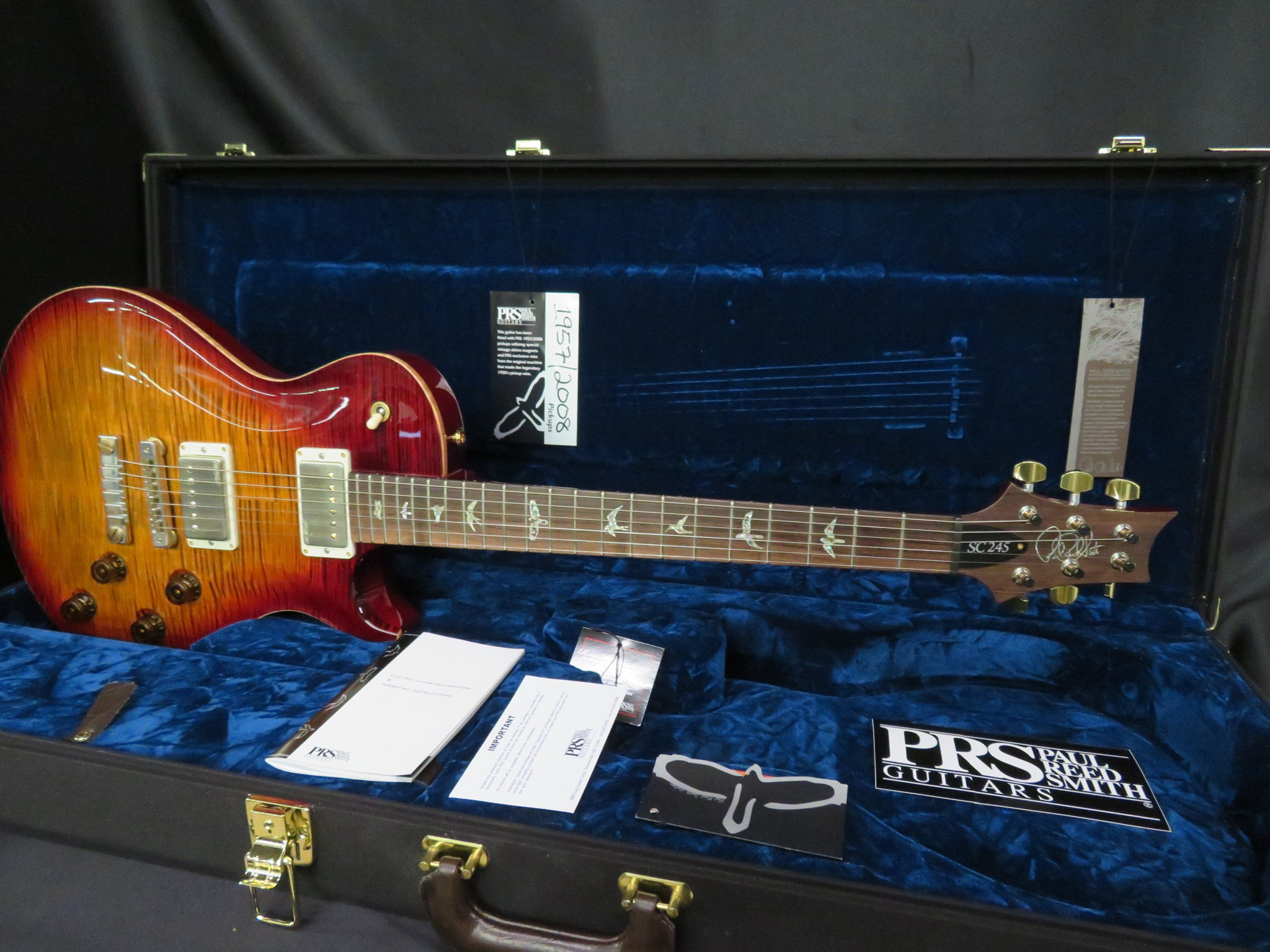Paul Reed Smith - 2013 SC-245 Artist