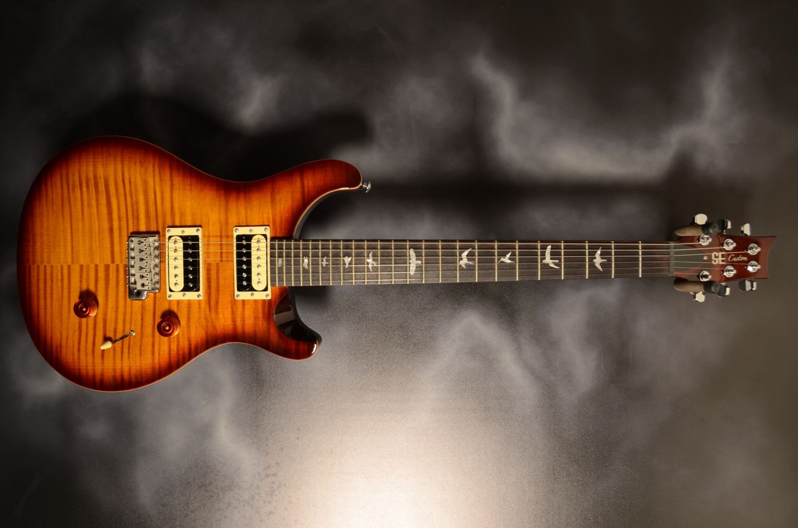 Paul Reed Smith - SE Custom 24 Electric Guitar With Bag (No Tremolo)
