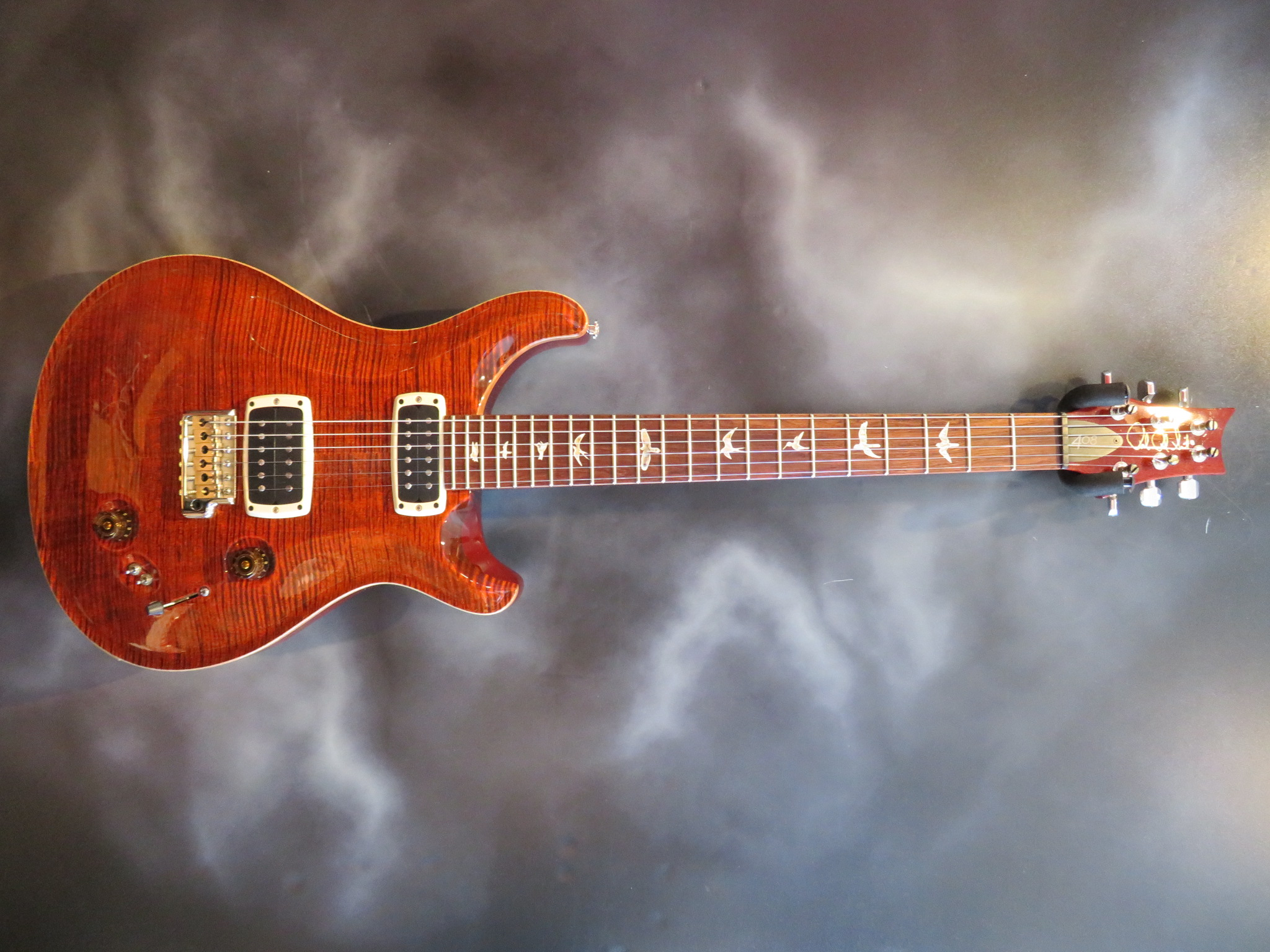 used gear at sam ash music paul reed smith 408mt 10 top
