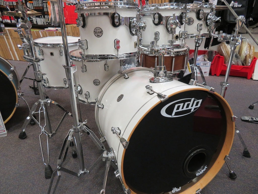 Pacific by DW - CONCEPT MAPLE W/ INTERNAL MICS