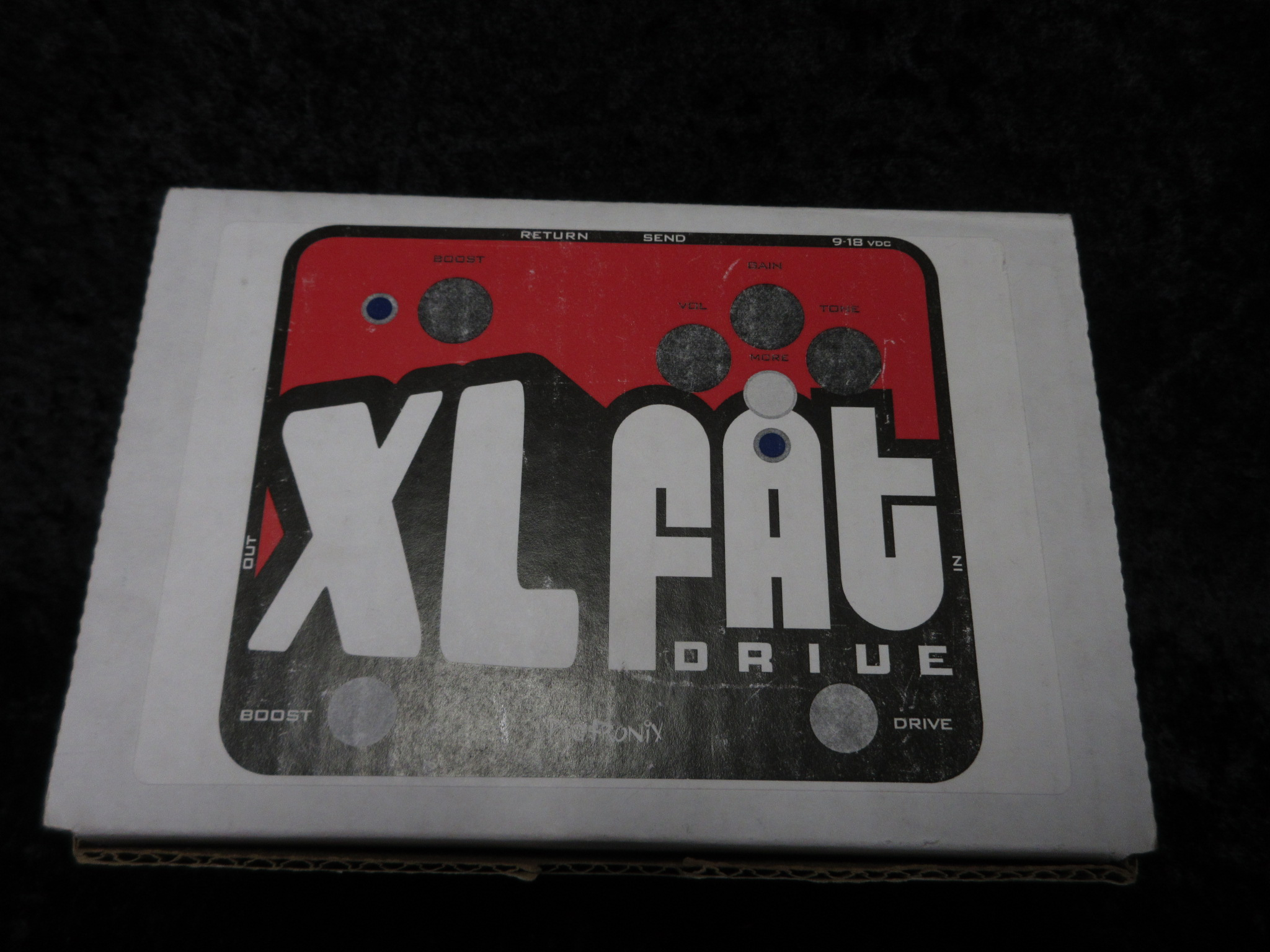 Pigtronix - XL Fat Drive