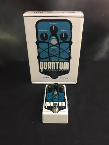 Pigtronix - Quantum Time Modulator
