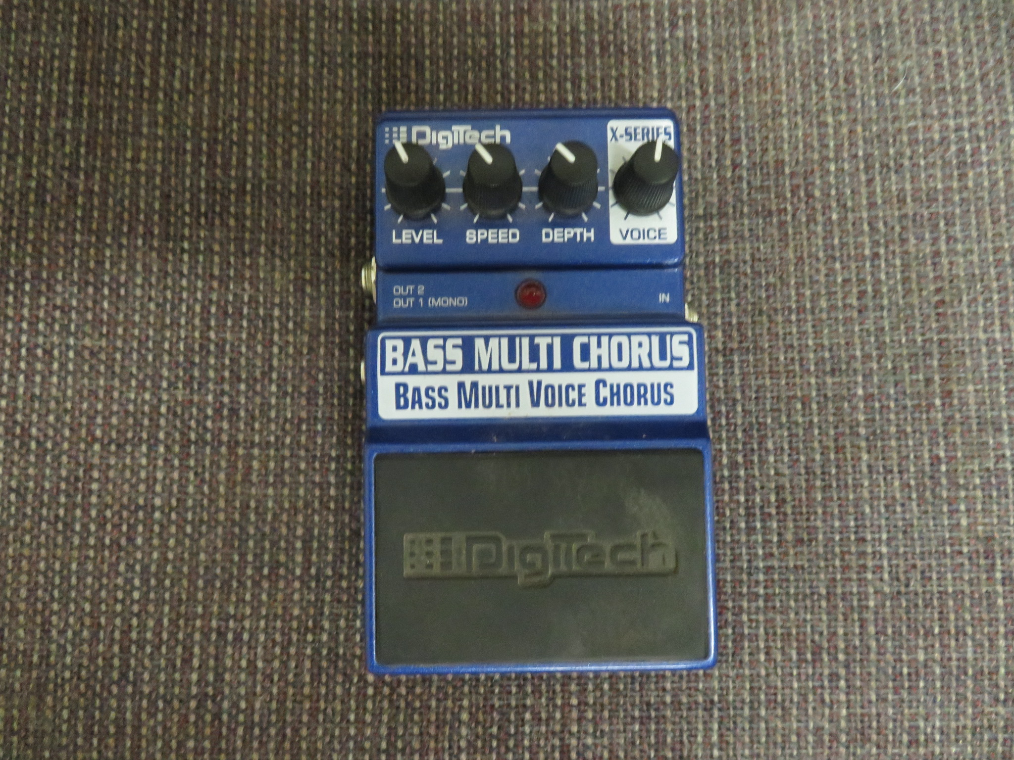 DigiTech - Bass Multi Chorus