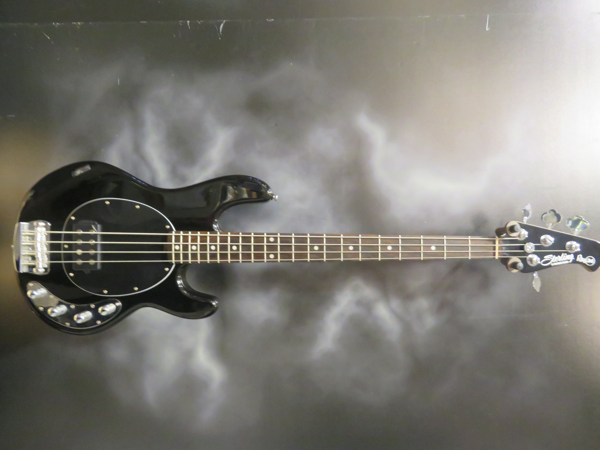 Sterling by Music Man - Ray34-BK
