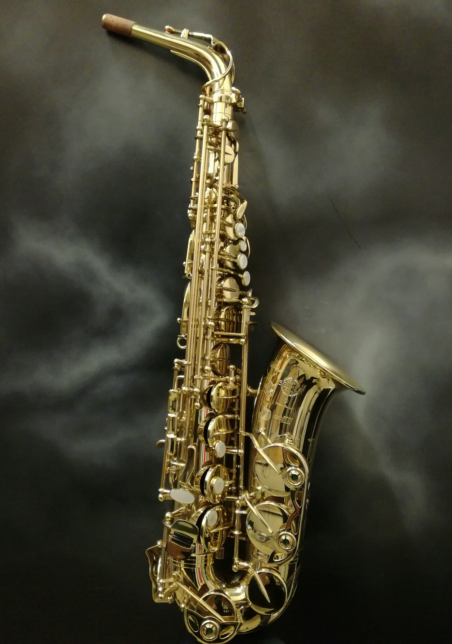 Selmer - Paris Super Action 80 Series III