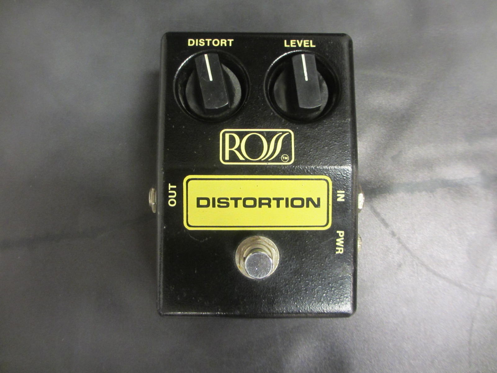 Ross - Distortion
