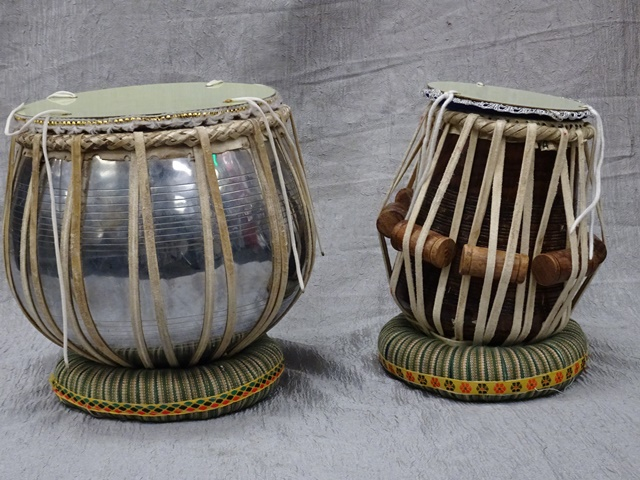 - Intermediate Tabla Set