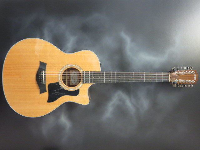 Taylor - 2015 356ce 12 String