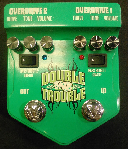 Visual Sound - Double Trouble