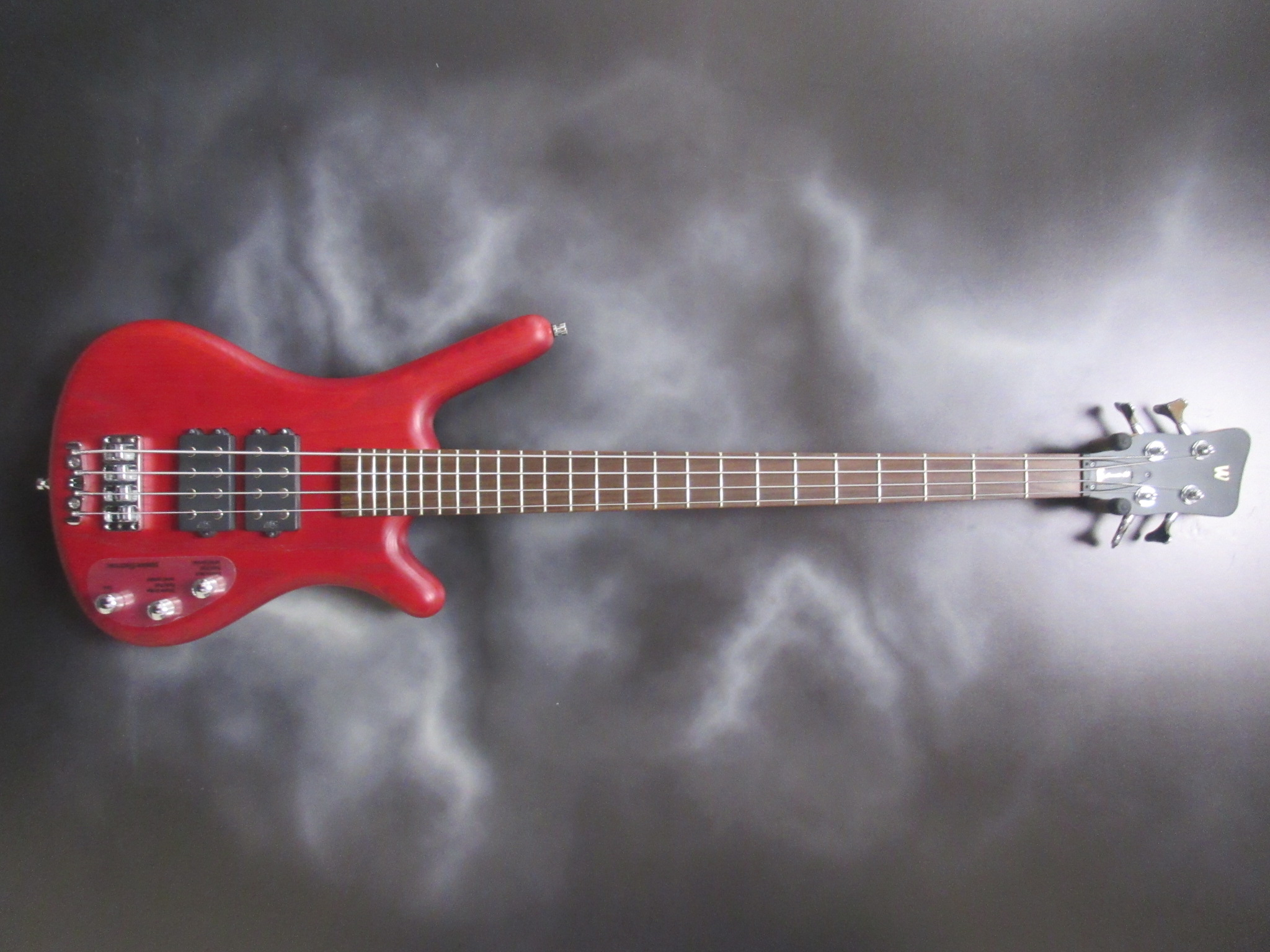 Warwick - Rock Bass Corvette