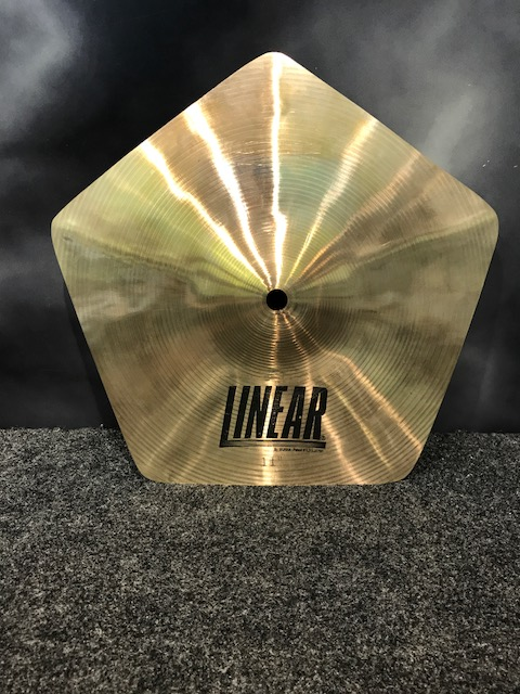 Wuhan - 11in. Linear Effect Cymbal