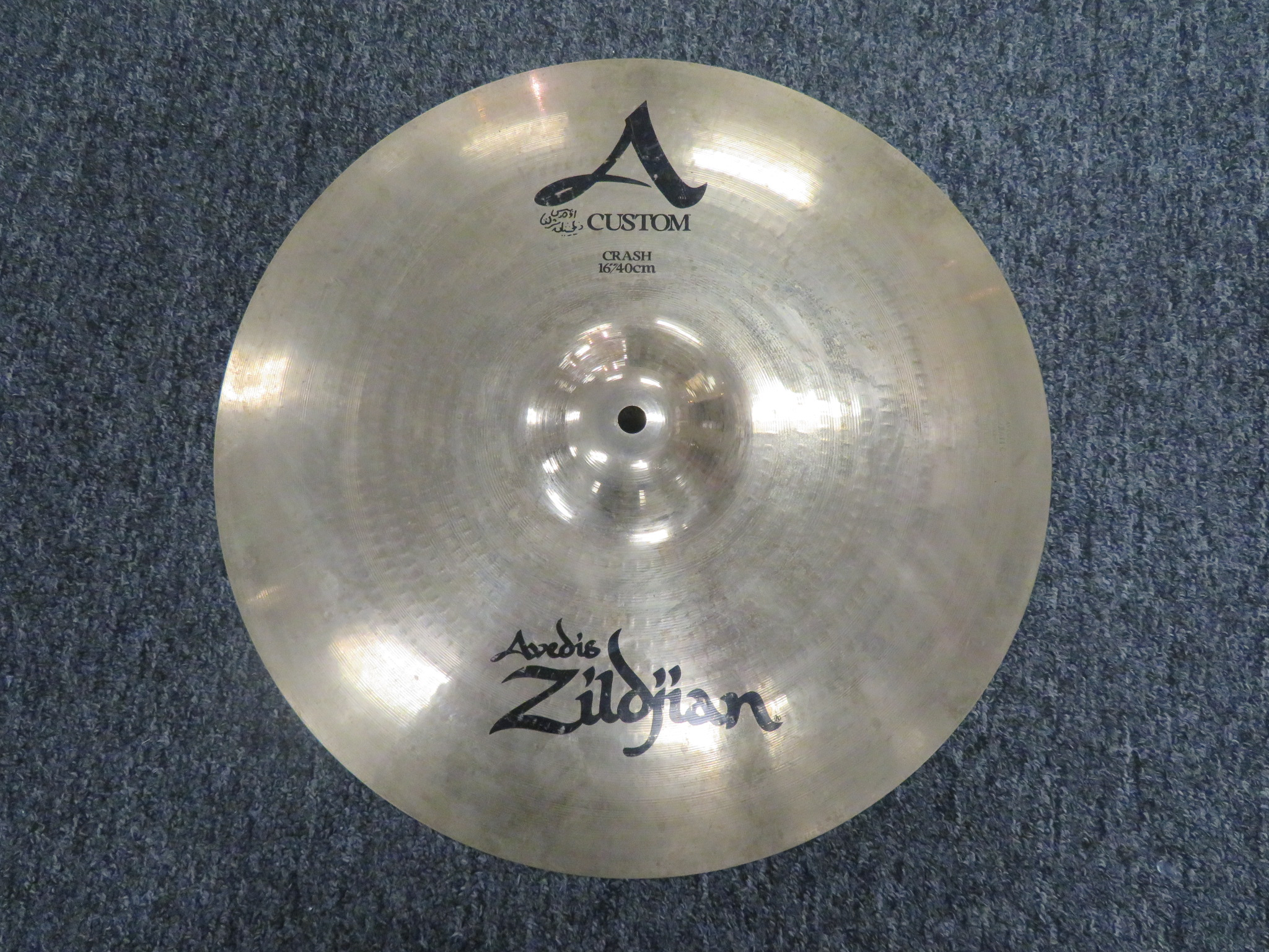Zildjian - A CUSTOM CRASH