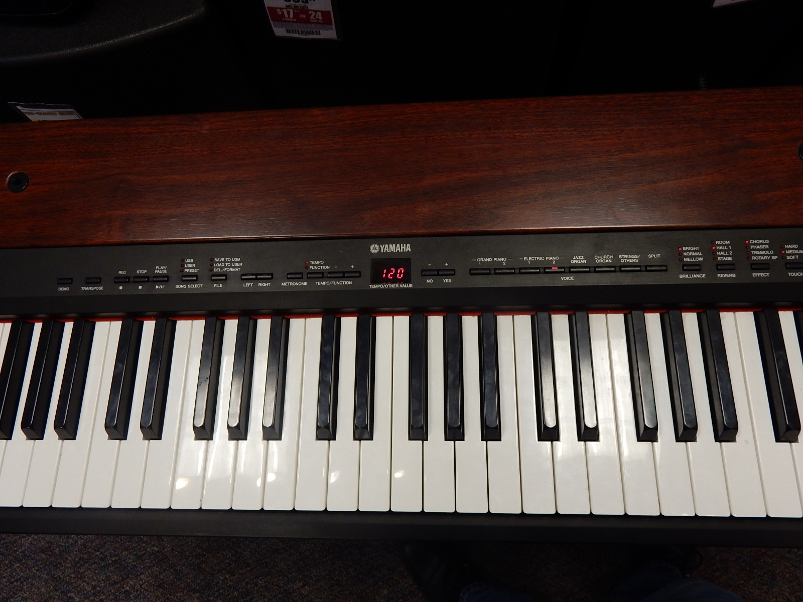 Yamaha - P155 Stage Piano