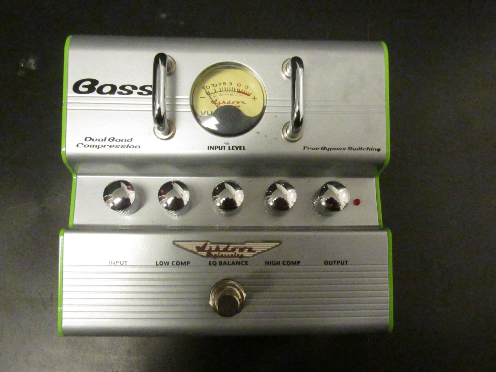 Ashdown - Dual bass Compressor
