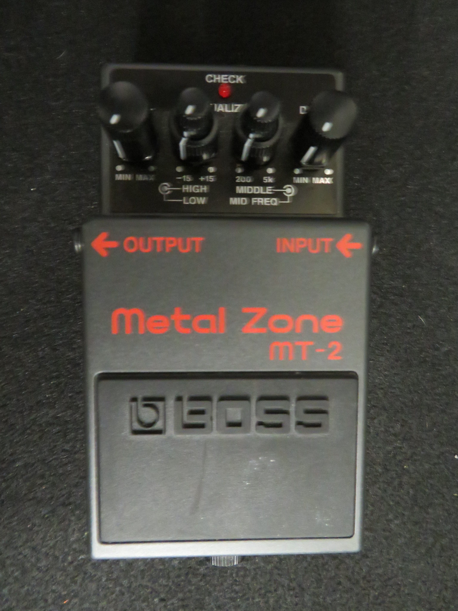 Boss - Metal Zone MT-2