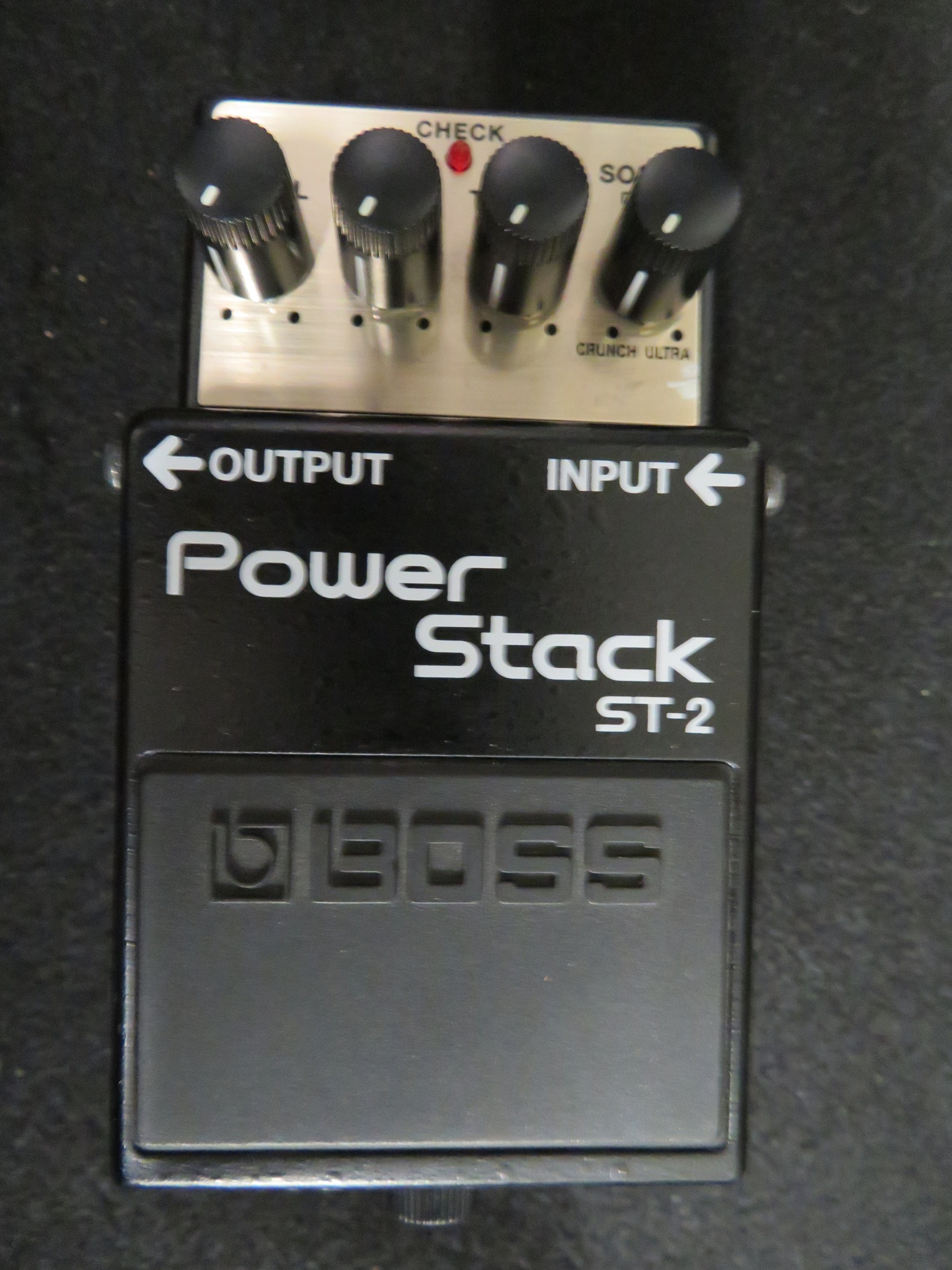 Boss - PS-2 Power Stack