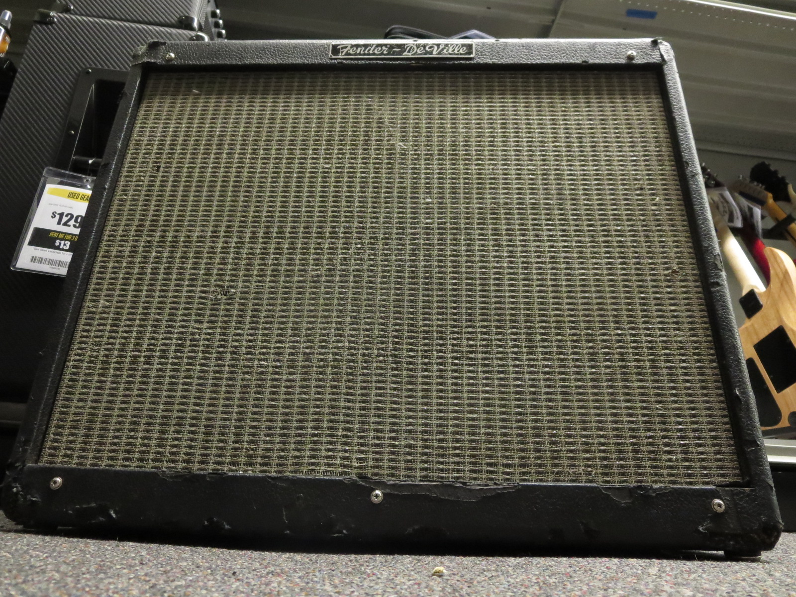 Fender - Hot Rod Deville 2x12