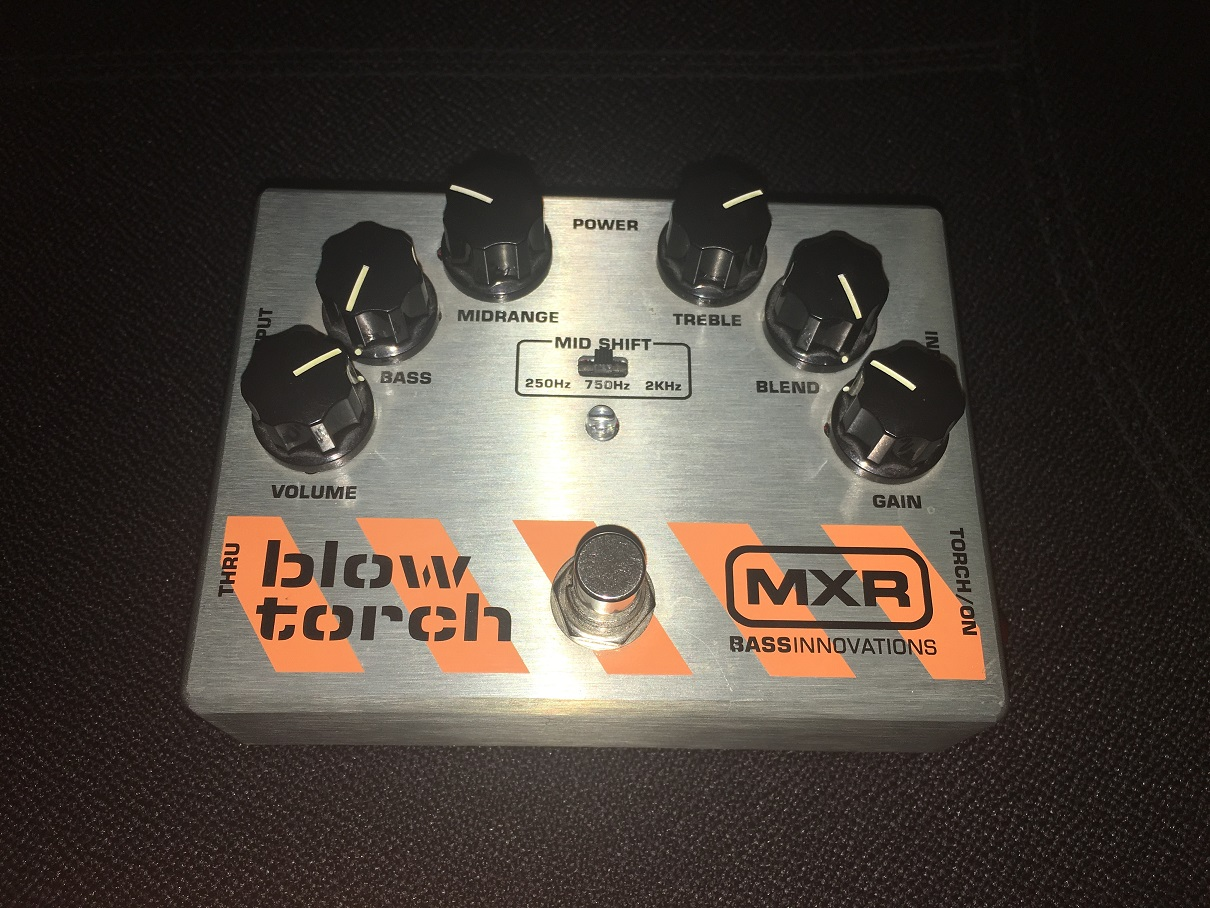 MXR - Bass Blow Torch