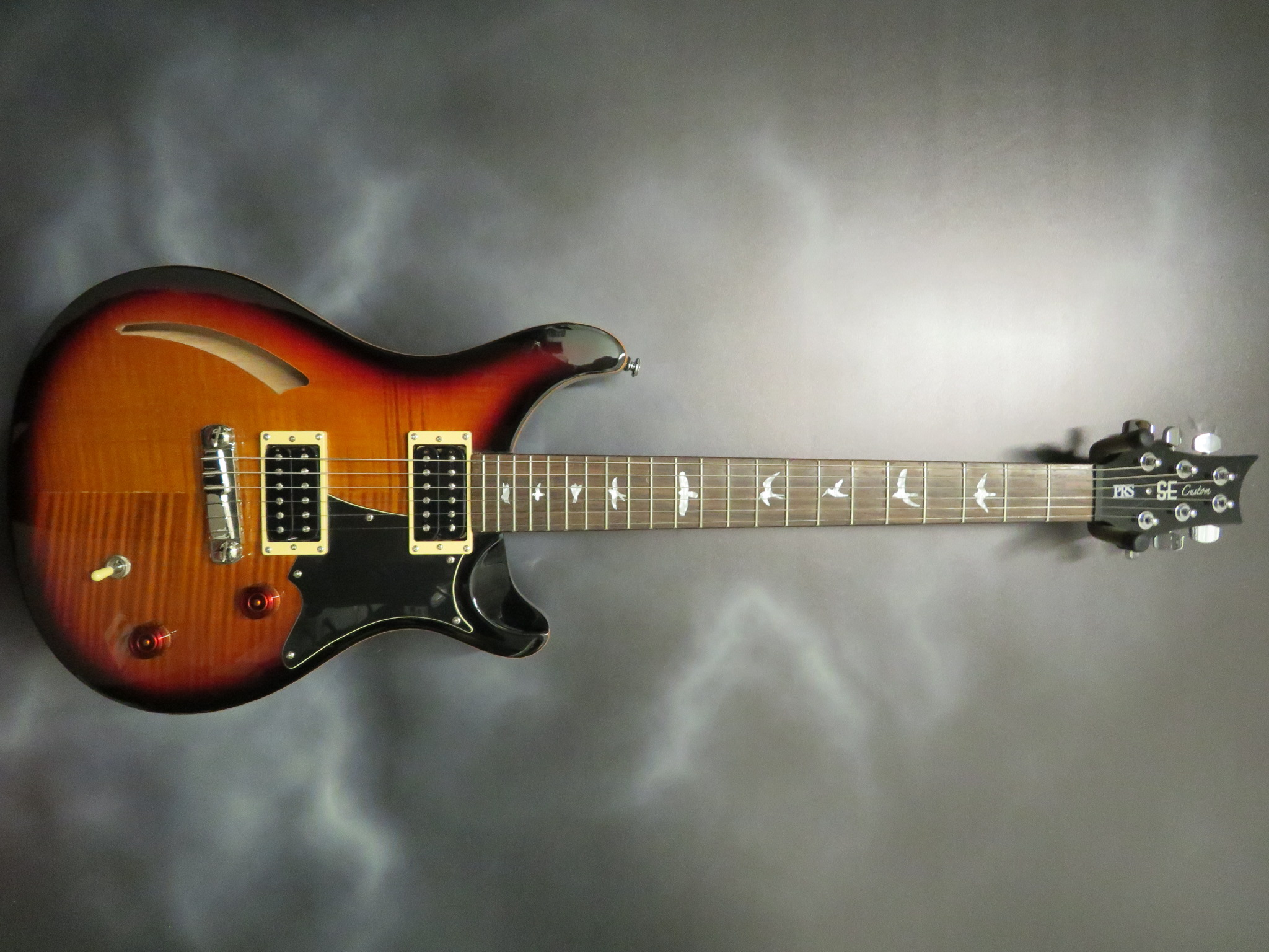 Paul Reed Smith - SE Custom Semi-Hollow