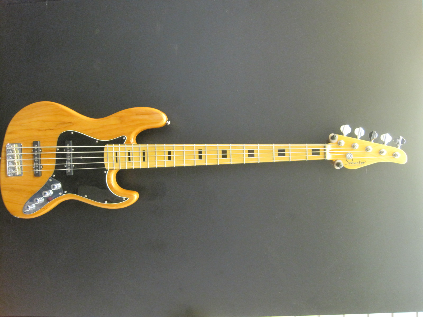 Used Schecter Diamond J-5 Plus
