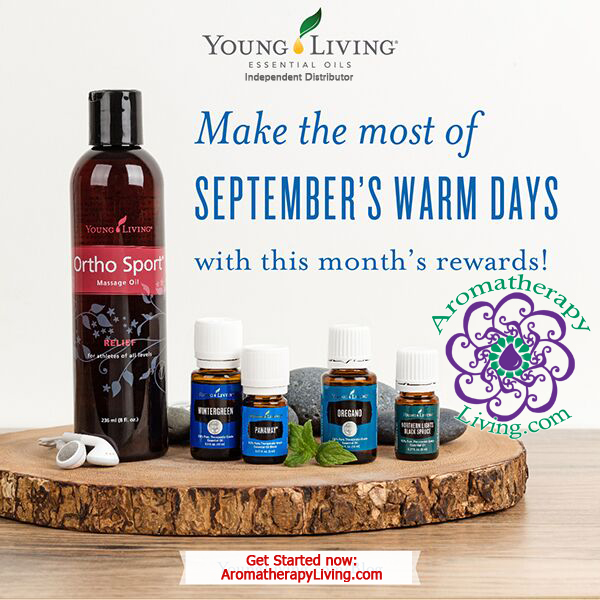 Young Living September Promotions