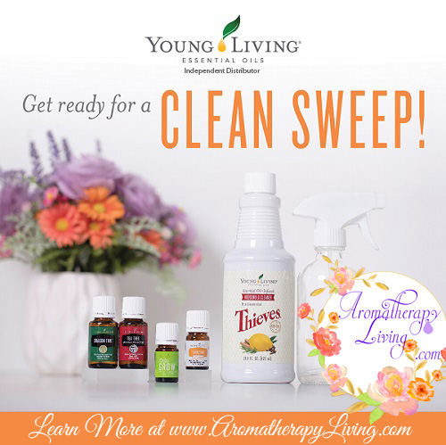 Young Living Appril 2017 Promos
