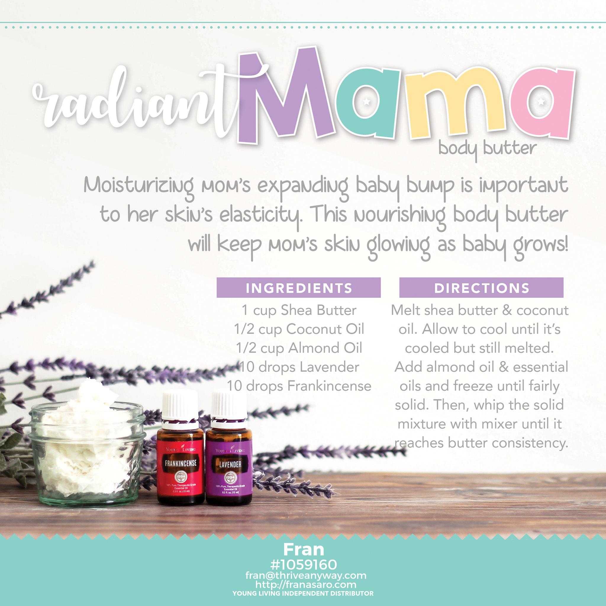Radiant Mama