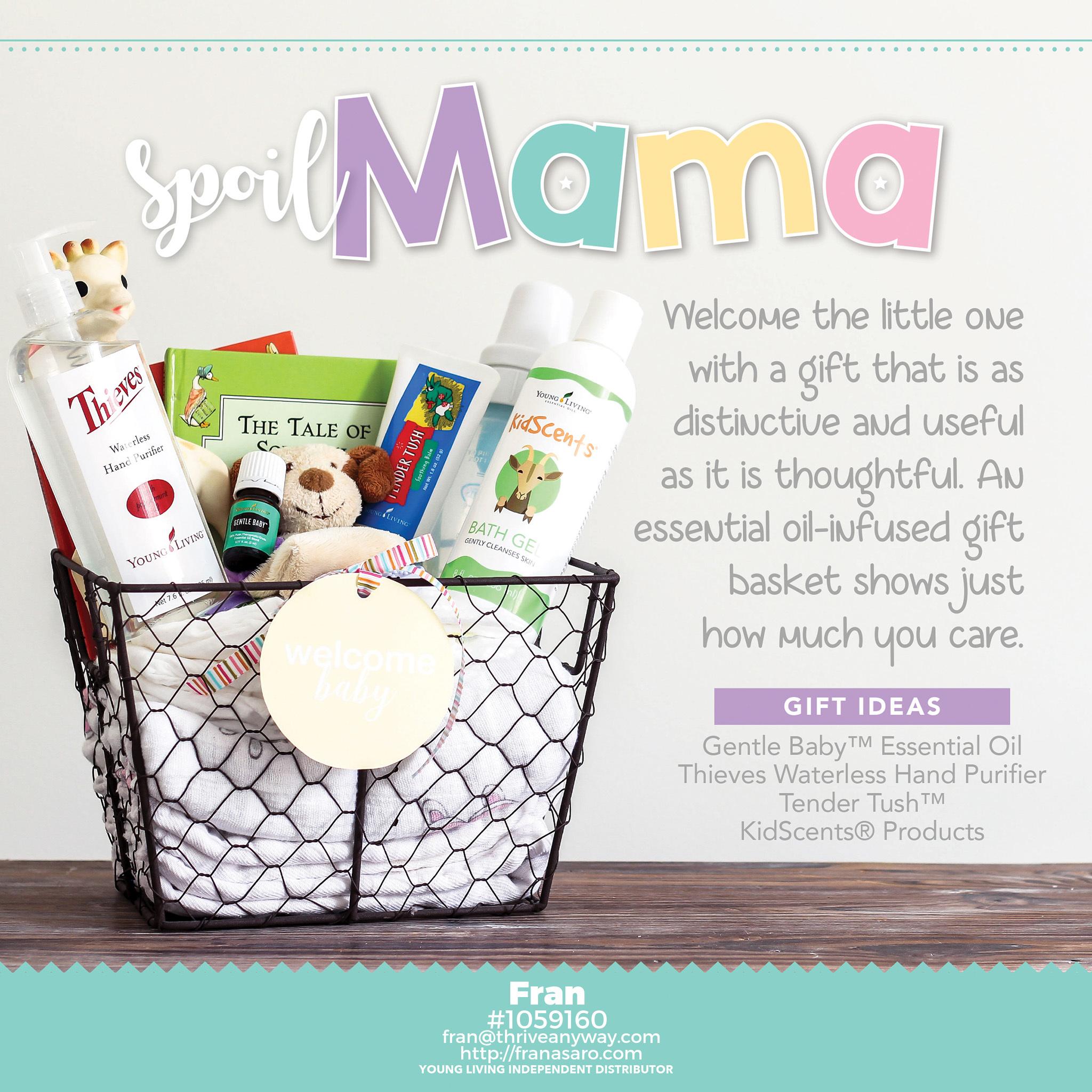 spoiled mama