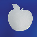 APPLE (12in x 1½ thick) QTY2