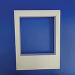 PICTURE FRAME (18in x 1½ thick) QTY2
