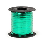 GREEN-METALLIC TONE CRIMPED (3/16 IN X 250 YDS) QTY 1