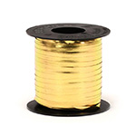 GOLD-METALLIC TONE CRIMPED (3/16 IN X 250 YDS) QTY 1