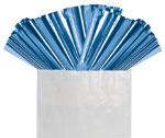 L BLUE METALLIC - 18 IN x 30 IN METALLIC SHEETS (18 IN x 30 IN) QTY 50