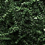 FOREST GREEN CRINKLE CUT PAPER-  (10 lbs)  QTY 1