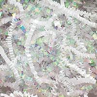 DIAMOND BLEND WHITE SHRED 40 LBS  QTY 1