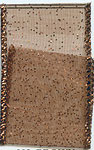 BROWN SHEER GLITZ (1-3/8 IN X 50 YDS)  QTY 1