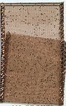 BROWN SHEER GLITZ (1-3/8 IN X 50 YDS)  QTY 1