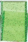 LIME SHEER GLITZ (1-3/8 IN X 50 YDS)  QTY 1