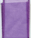 PURPLE SHEER LOVELY (1-3/8 IN X 50 YDS)  QTY 1