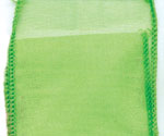 LIME SHEER LOVELY (1-3/8 IN X 50 YDS)  QTY 1
