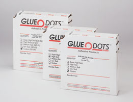GLUDOTS SUPERHITAK MED PRO  QTY 1000