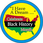 BLACK HISTORY MONTH 3½ IN QTY1