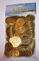 GOLD COINS 12/100 QTY 1200 COINS