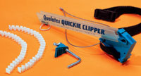 QUICKIE CLIPPER GUN - CLIPS & TYING TOOLS  QTY 1